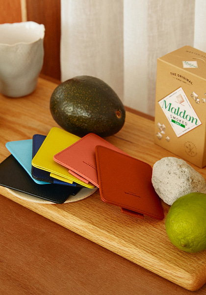 PULL CARD CASE(6colors)