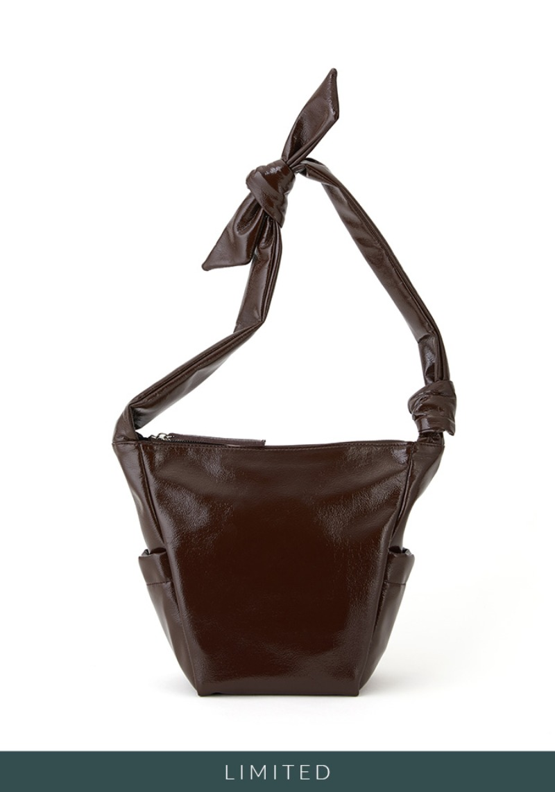 REBORN BAG SMALL (CHERRY CHOCO GLAZE)